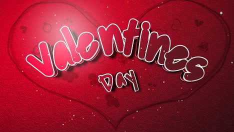 Valentines-Day-text-and-motion-romantic-heart-on-Valentines-day-12