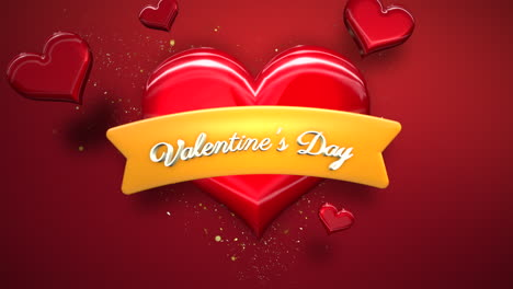 Valentines-Day-text-and-motion-romantic-heart-on-Valentines-day-14