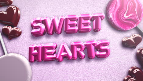 Sweet-Hearts-text-and-motion-romantic-heart-on-Valentines-day-11