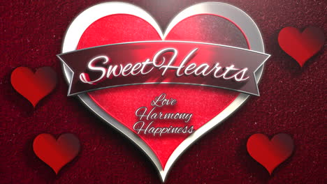 Sweet-Hearts-text-and-motion-romantic-heart-on-Valentines-day-12