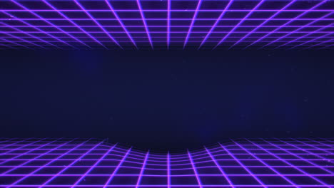 Motion-retro-lines-abstract-background