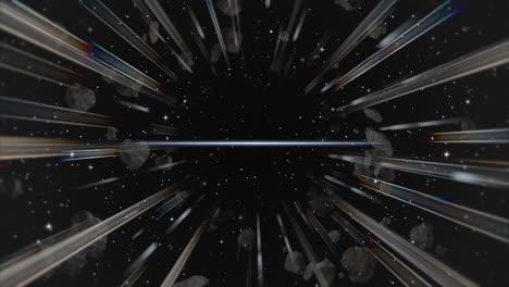Movimiento-Retro-Líneas-En-Galaxia-Con-Fondo-Abstracto