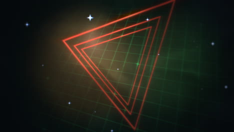 Motion-retro-triangles-abstract-background-1