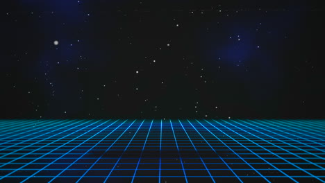 Bewegung-Retro-Linien-Abstrakten-Hintergrund-4