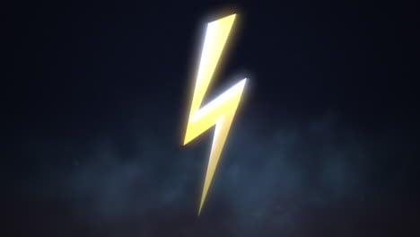 Motion-retro-thunderbolt-abstract-background-2