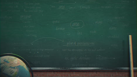 Closeup-mathematical-formula-and-elements-on-blackboard-12