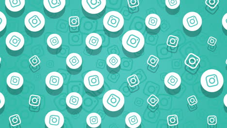 Motion-icons-of-Instagram-social-network-on-simple-background-3