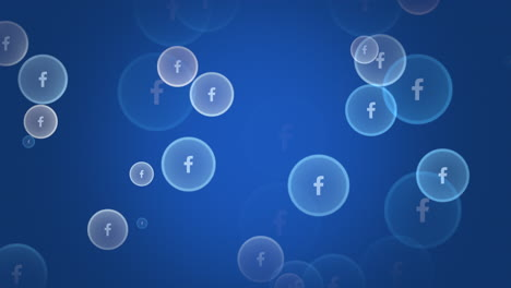 Iconos-De-Movimiento-De-La-Red-Social-Facebook-Sobre-Fondo-Simple-4