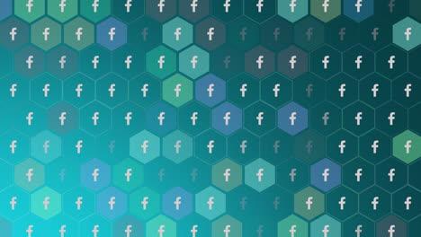 Iconos-De-Movimiento-De-La-Red-Social-Facebook-Sobre-Fondo-Simple-6