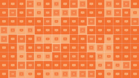 Motion-Message-icons-on-simple-network-background-6