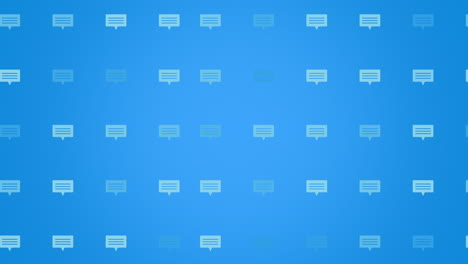 Motion-Message-icons-on-simple-network-background-7