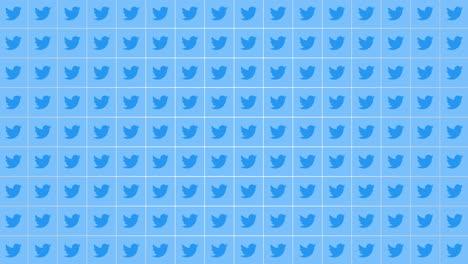 Iconos-De-Movimiento-De-La-Red-Social-Twitter-Sobre-Fondo-Simple-8