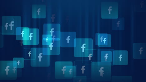 Iconos-De-Movimiento-De-La-Red-Social-Facebook-Sobre-Fondo-Simple-8