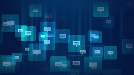 Motion-Message-icons-on-simple-network-background-9