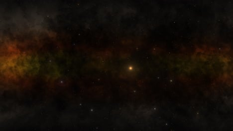 Motion-Particles-And-Stars-in-Galaxy-12