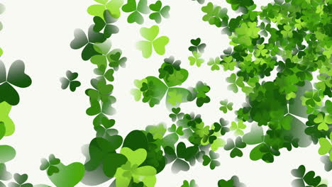 Motion-green-shamrocks-with-Saint-Patrick-Day-5