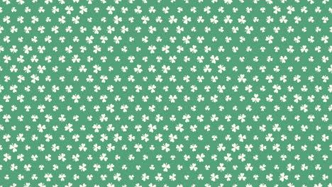 Movimiento-Tréboles-Verdes-Con-Patricks-Día-2