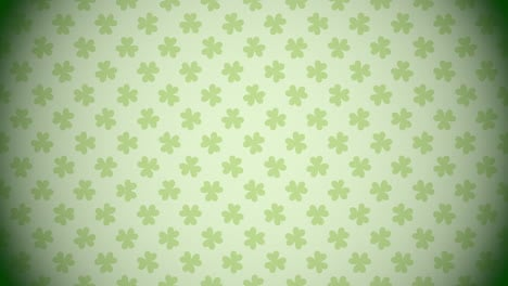 Animation-Saint-Patricks-Day-with-motion-green-shamrocks-8
