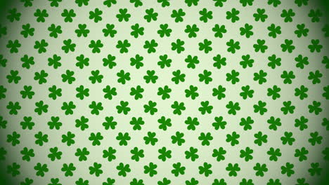 Motion-green-shamrocks-with-Saint-Patrick-Day-14