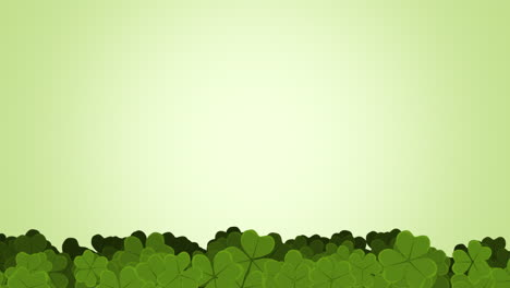 Motion-green-shamrocks-with-Saint-Patrick-Day-16