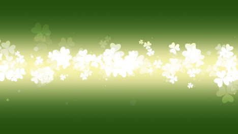 Animation-Saint-Patricks-Day-with-motion-green-shamrocks-13