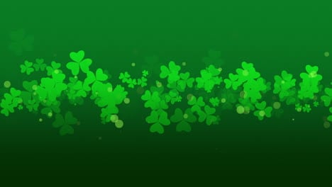Animation-Saint-Patricks-Day-with-motion-green-shamrocks-14
