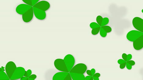 Animation-Saint-Patricks-Day-with-motion-green-shamrocks-15