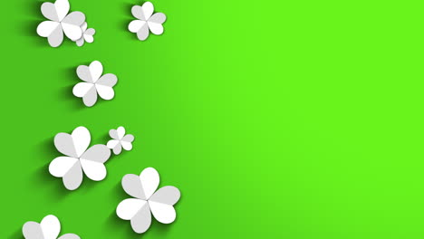 Motion-green-shamrocks-with-Patricks-Day-9