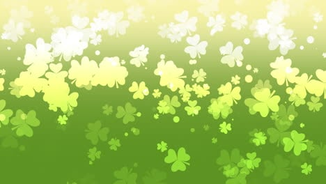 Motion-green-shamrocks-with-Saint-Patrick-Day-29