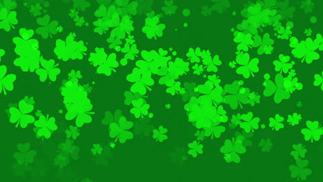 Motion-green-shamrocks-with-Saint-Patrick-Day-30
