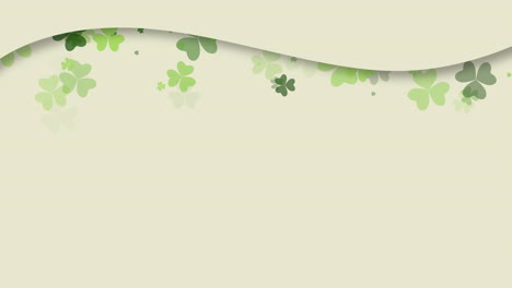 Animation-Saint-Patricks-Day-with-motion-green-shamrocks-21