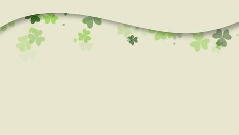 Animación-Día-De-San-Patricio-Con-Movimiento-Tréboles-Verdes-21