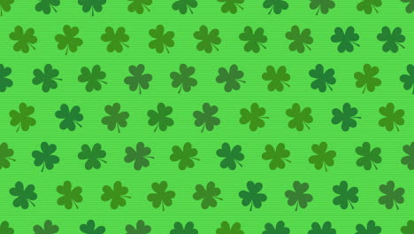 Motion-green-shamrocks-with-Saint-Patrick-Day-34