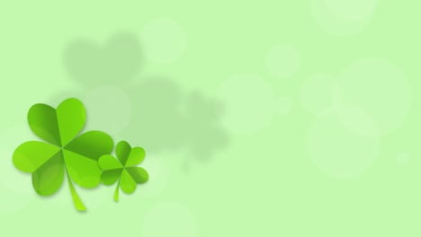 Motion-green-shamrocks-with-Saint-Patrick-Day-39