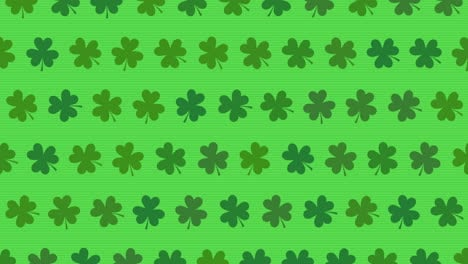 Motion-green-shamrocks-with-Saint-Patrick-Day-38