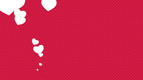 Valentines-day-shiny-background-Animation-romantic-heart-2