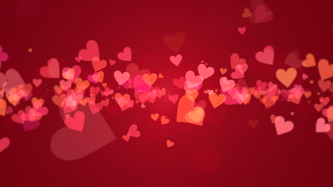 Valentines-day-shiny-background-Animation-romantic-heart