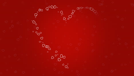Valentines-day-shiny-background-Animation-romantic-heart-16