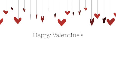 Valentines-day-shiny-background-Animation-romantic-heart-20
