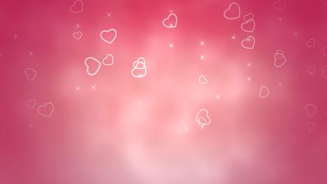 Dia-De-San-Valentin-Fondo-Brillante-Animacion-Corazon-Romantico-30