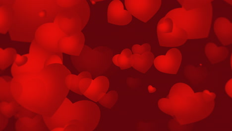 Valentines-day-shiny-background-Animation-romantic-heart-22