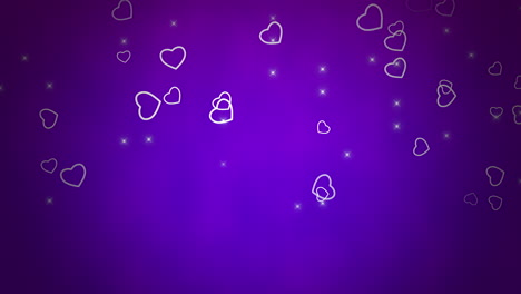 Valentines-day-shiny-background-Animation-romantic-heart-34