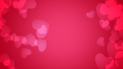 Valentines-day-shiny-background-Animation-romantic-heart-43