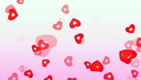 Valentines-day-shiny-background-Animation-romantic-heart-53