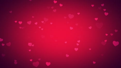 Valentines-day-shiny-background-Animation-romantic-heart-57