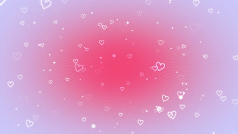 Valentines-day-shiny-background-Animation-romantic-heart-61