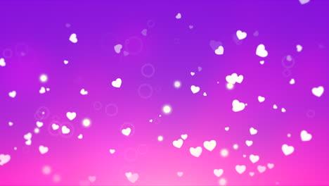 Valentines-day-shiny-background-Animation-romantic-heart-60