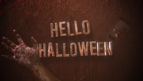 Hello-Halloween-on-mystical-horror-background-with-dark-blood