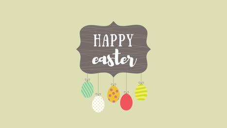 Primer-Plano-Animado-Feliz-Pascua-Texto-Y-Huevos-Sobre-Fondo-Verde-5