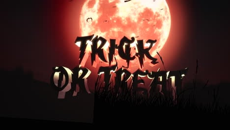 Trick-or-Treat-on-halloween-background-with-dark-moon-and-clouds